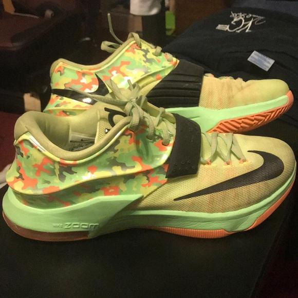 best service ef2c9 8040f Nike Kd (Kevin Durant) 7 Easter addition. M 5a692bae2ae12fe86b3afa19